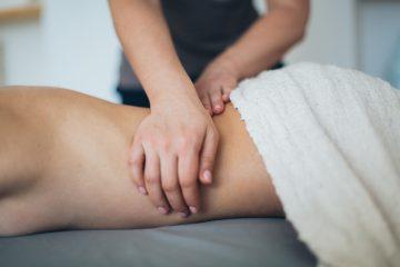 Atpalaiduojamasis masažas